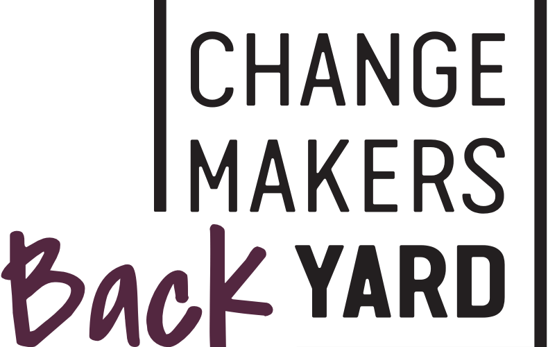 Texten Changemakers BackYard