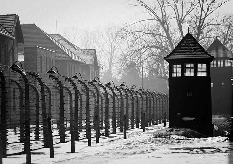 Bild till inlägg Förintelsen