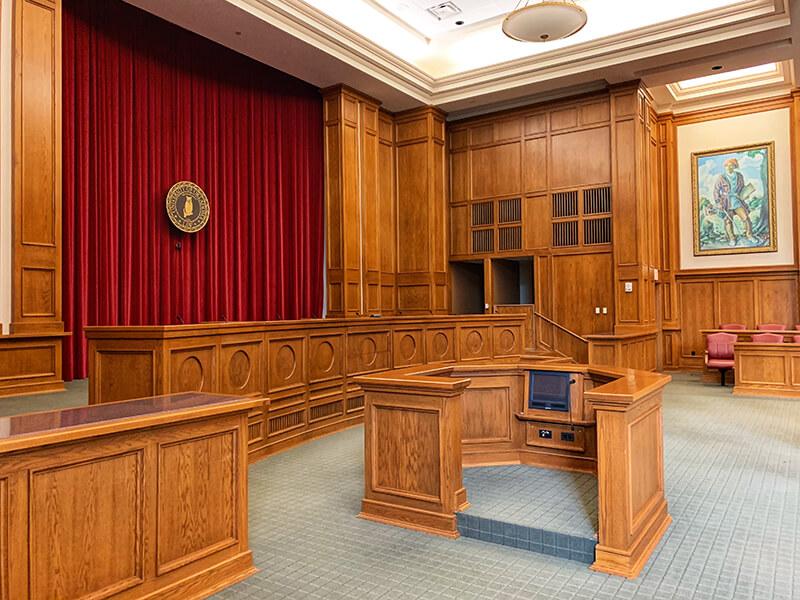 Bild till inlägg Rättegång